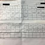 【実際の画像】舞鶴医療センター・看護師の給与明細・ボーナス・年収・口コミ